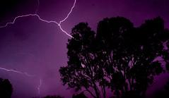 Lightning (OLDSKOOLDAVE) Tags: lightning sydney sky