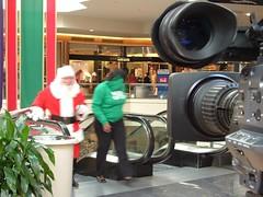 Santa & Bodyguard