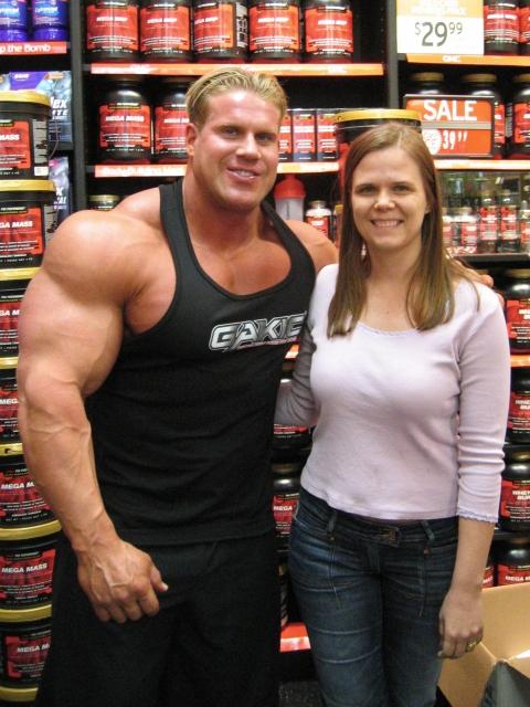 Jay Cutler fisicoculturista músculos