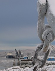 Chained (Bearded Jon) Tags: anchorage alaska anchoragealaska anchor chain portofanchorage port t9jcl