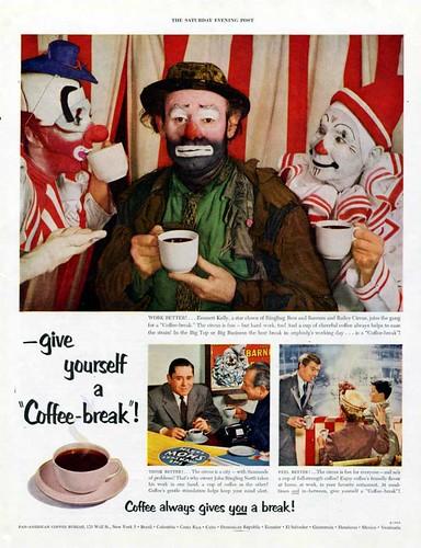 Pan-American Coffee Bureau - Greatest Show on Earth