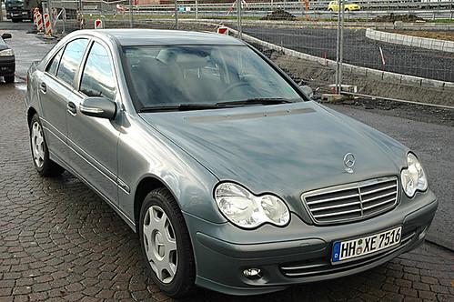 Mercedes Benz C220d. Mercedes benz C220 CDI w203