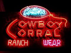 20051219 Cottons Cowboy Corral