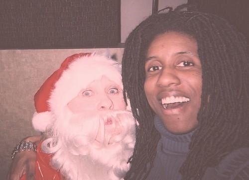 Drag King Santa and I