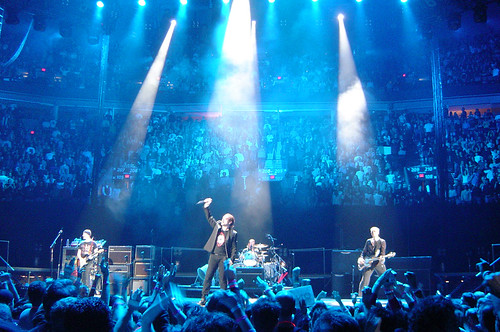 "U2 - ""Pride"" - Rose Garden, Portland by Matt McGee, on Flickr"