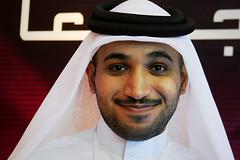Qatari man (Lil [Kristen Elsby]) Tags: portrait man tunisia tunis arab wsis topv3333 headdress ghutra igal qatari ict4all krampalexpo