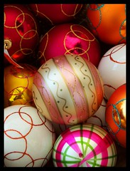Baubles *Merry Christmas*