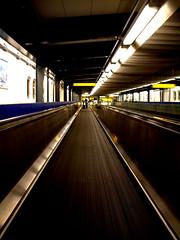 Moving [Heathrow Airport / London]