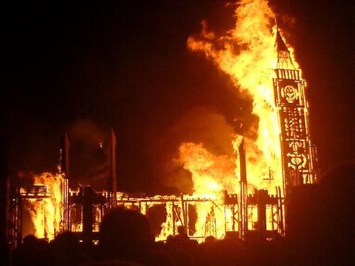 Bonfire Night at Victoria Park