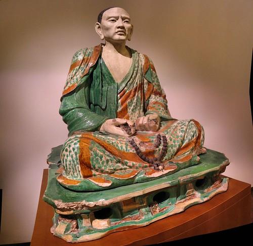 Moine du XIème siècle - Musée Guimet - 26-12-2005 - 14h37