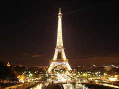 Paris (Alexander Yates) Tags: travel paris france night europe eiffeltower eiffel writer novelist 10faves travelwriter alexanderyates