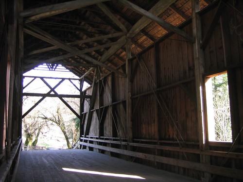 Felton, CA Covered Bridge Park 1/12/06