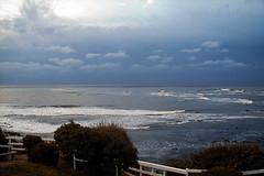 Liquid 10 Jan 01 - La Jolla (Swizzle Stick Photography) Tags: la jolla san diego california clouds pacific ocean beaches coast water storm blue bird rock seascape