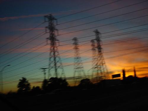 """""""Power Lines"""" von lorenabuena"""