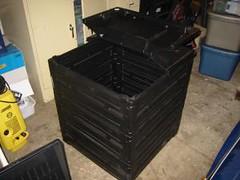 Smith & Hawkins BioStack Compost Bin (Top Opened) (joeysplanting) Tags: smithhawkins biostack compostbin composter