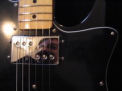 Mirror Shot (mrclean) Tags: guitar telecaster 72custom sunburst pup humbucker fender