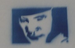 Alex (gimme a pabst) Tags: stencils alex pad spraypaint skinheads aclockworkorange fives droogs