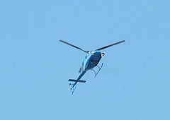 BBC Chopper (johncoxon) Tags: tv technology triathlon