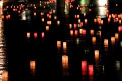 paper lanterns (hiroshima 2006 summer) - by Giyu (Velvia)