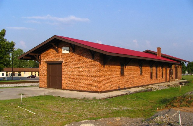 The Abandoned Smyrna, TN Train Station (2006)