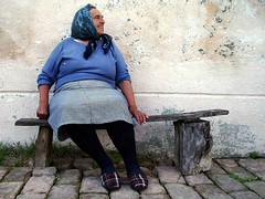 Portraits from Banat (AIeksandra) Tags: street portrait people woman smile fat serbia young social glad east quotes streetphoto balkans oldpeople goethe balkan streetshot werther dacia serbian sorrows prettywalls