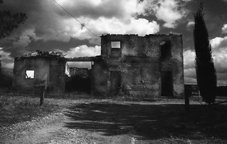 Neglected Farmhouse