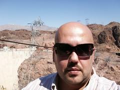 Me at Hoover Dam (FOTOGRAFIA.Nelo.Esteves) Tags: arizona usa us unitedstates
