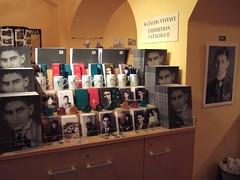 Kafka Museum Shop