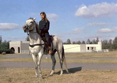 Life before liberation. (gustaf wallen) Tags: horse girl iraq nationalvelvet ilovemypic