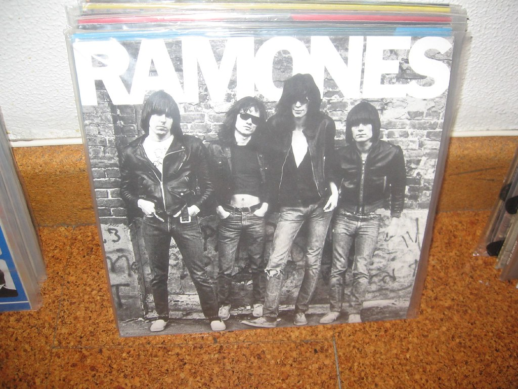 the ramones research paper The catch is that you have to choose between the ramones and yes  md  anderson research assistant subbed in her blood for study participants 5  to  read this article in one of houston's most-spoken languages, click on.
