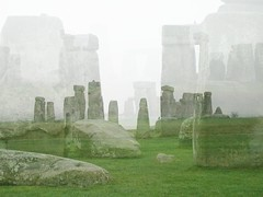 Stonehenge overlayed - by angel_shark