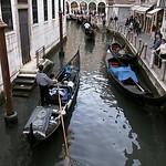 Gondola for hire