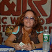 Teena Marie Signs Autographs at J&R Musicfest 2006