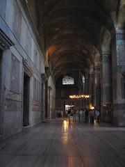Hagia Sofia - narthex (elvedon) Tags: turkey istanbul hagiasofia sultanahmet