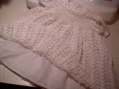 Christening Gown with Lining