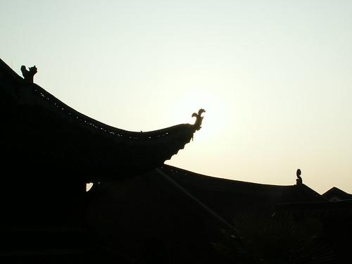 Taoist Skyline courtesy of wit