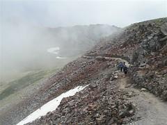 Frozen Lake and Burroughs Mt Trail (trekkerkaren) Tags: frozenlake wonderlandtrail burroughsmountain