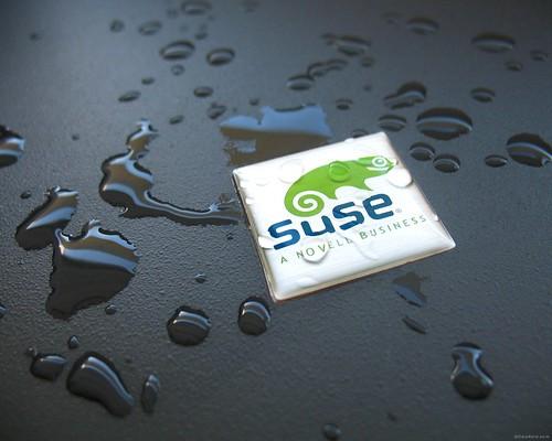 desktop wallpaper linux. SUSE Linux Desktop Wallpaper