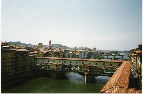 Arno, Ponte Vecchio, Florence