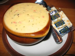Beer & Cheese Soup from Moosejaw