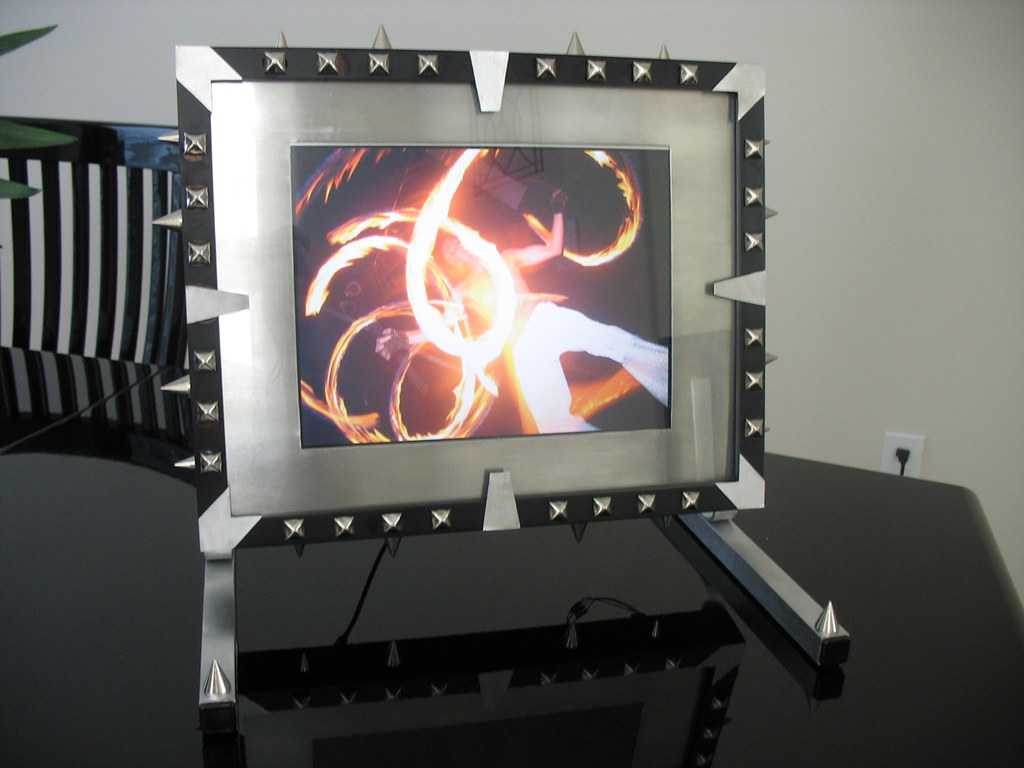 Digtal Frame #7 (Front View)