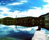 Catching the Blues (Catching Magic) Tags: newzealand lake nature water ilovenature olympus waikato e300 tiraudan hydroelectricity forestland atiamuri pineplantations