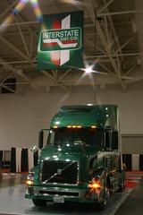 A real star! (Jenni Reynolds-Kebler) Tags: show road trip truck volvo dallas texas roadtrip 100views 400views 18wheeler truckshow dallastexas