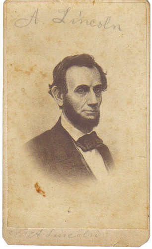 Abe Lincoln Illustrated