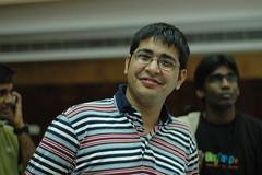Sudhir Syal of Economic Times