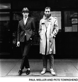 Weller and Townshend from www.janettebeckman.com