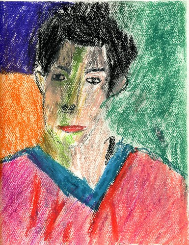 Matisse oil pastel