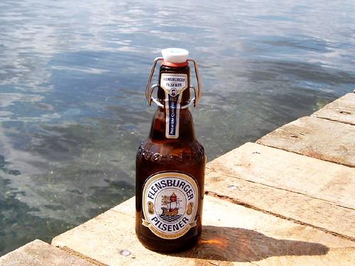 ビール フレンスブルク Flensburger Pilsner (Øl • Bjór • Beer • Bière • Bier • 麦酒)
