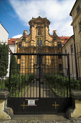 The Church #2 (John the Monkey) Tags: church architecture prague praha czechrepublic eskrepublika tokina1224f4 starometske