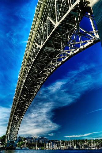 aurora bridge in fremont